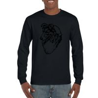 GILDAN® ULTRA COTTON® ADULT LONG SLEEVE T-SHIRT 2400 Thumbnail